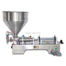 plastic soft drink / carbonated water can filling machine/can filling machine