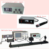 F-P interferometer Multiple beam interference educational equipment