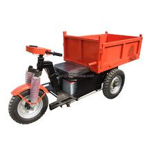 Licheng high quality strong power 1000W 48V thailand tricycle