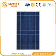 economical 30v 24v solar panel high efficiency on grid system