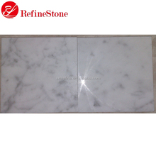 30mm Thick Carrara White Culture Marble Price By Meter