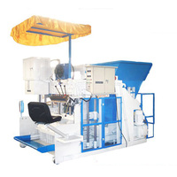 QMY12-15 fly ash brick making machine in india price