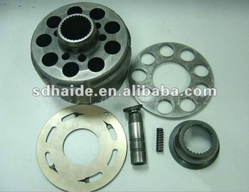 EX400-1 travel motor parts and swing motor