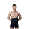 Hot Sale Mens Waist Trainer Gym Aesthetics Seamless Boxer Shorts In Panty Girdles K226