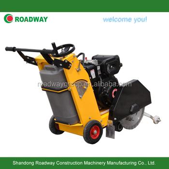 asphalt saw cutting machine