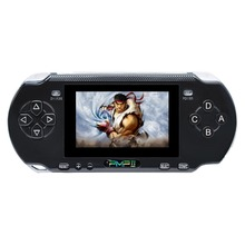 fashional 512MB PMP2 handheld games player with 16 bit game console