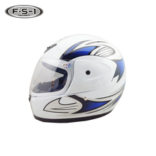 ABS material ECE certification helmet motorcycle yellow motocross helmets