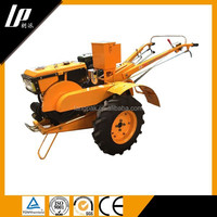 2016 hot sale small farm hand tractor/agricultural walking machine
