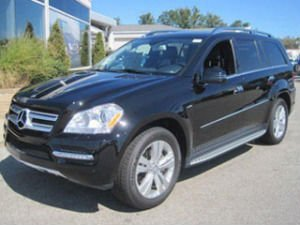 Mercedes Benz GL350 Blue Tech