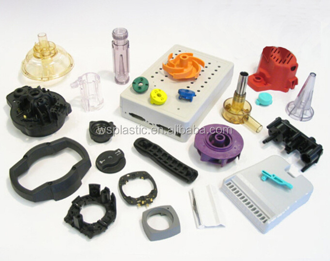 professional manufacture injected molding part at low price