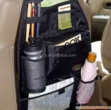 Car Back Seat Storage Bag / Auto Hanging Organiser Travel Holder / car Multi Pocket