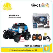 fashion popular remote control toys kids 1:43 cross-country rc car for sale