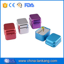 Colorful Dental Burs Holder Burs Autoclave Box Stand