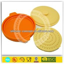 Daily life essential waterproof food containers