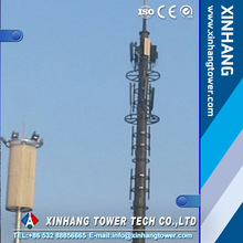 steel gsm communication towers ss400 telecom monopole