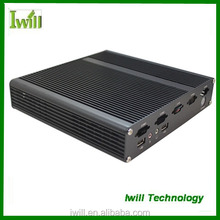 Iwill X4 mini itx industrial computer case rugged