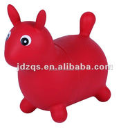 Eco-friendly PVC Plastic Inflatable Horse Animal Toy
