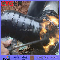 underground pipeline wrapping coating