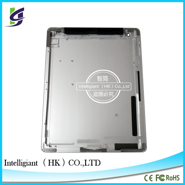 Alibaba express Original Housing replacement Aluminum back cover for ipad 2 WIFI 3G