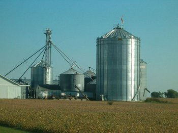 Grain Bins Sioux Steel