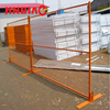 Movable galvanized welded temporary fence Temporary pool fence