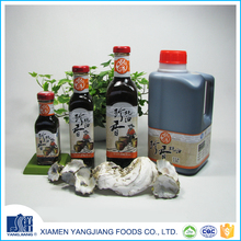 No preservatives added delight oyster sauce , china oyster sauce manufacture