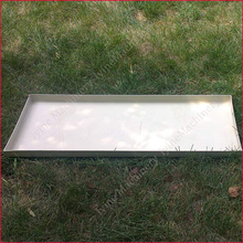 1m long plastic tray and 1.5m long tray and 2m plastic tray