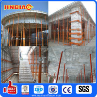 construction plywood aluminium formwork system