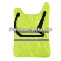 High Visibility Reflective 100% Oxford Waterproof Pet Security Vest