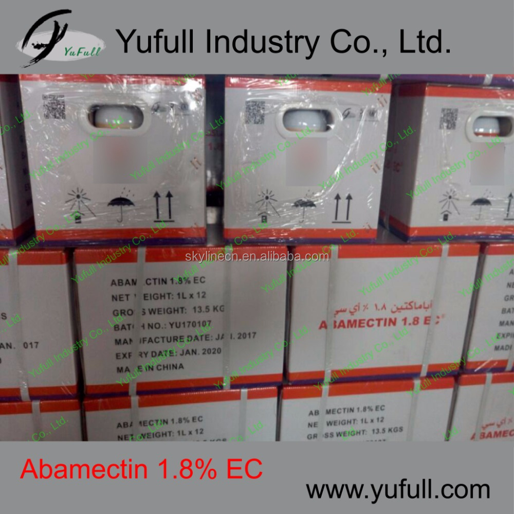 Insecticide Abamectin 1.8% EC direct factory
