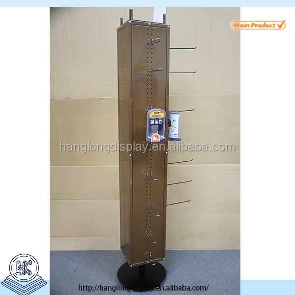 customized durable convenient metal power tool display