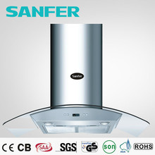 2015 New heavy duty stainless steel commercial kitchen hood/China cooker hood