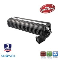 China Honest Manufacturer SINOWELL Hydroponics 400w 600w 1000w Dimmable Electronic Ballast