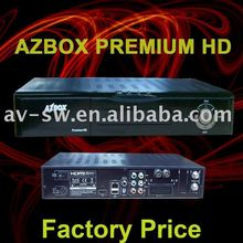 Satellite decoder HD az box premium hd az-box