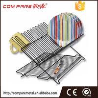"""X"" Shape Dish Drying Display Rack"