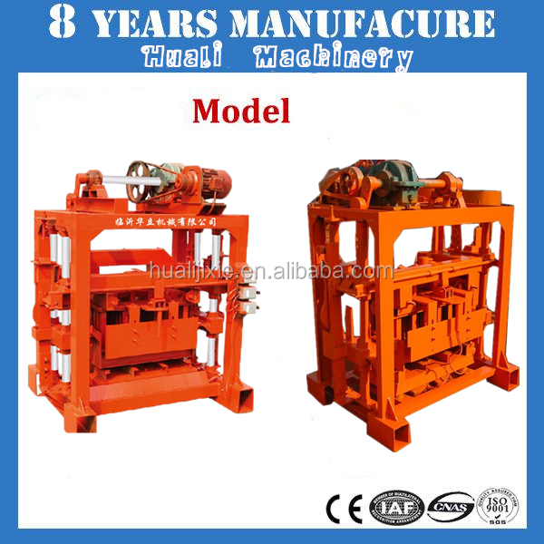 QHL4-40 operation smoothly face brick making machine