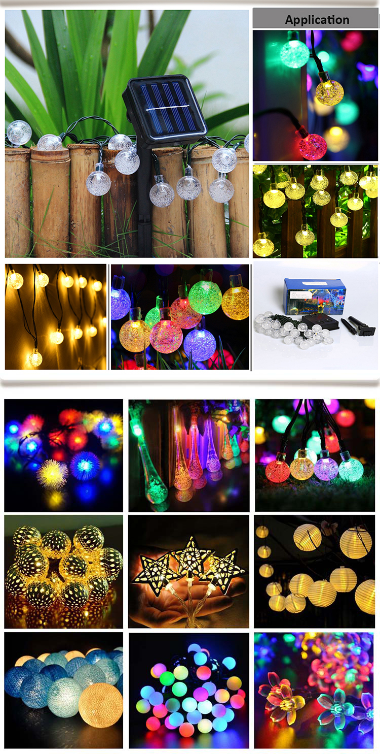 Thanksgiving Day White Noma Solar Christmas Lights Mainly Festivals ...