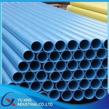 lacquer painted ERW black steel pipe for construction aplication