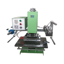 High-end tabletop Automatic flat hot stamping machine