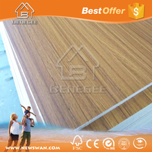mdf price / mdf turkey /4x8 melamine laminated mdf board