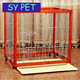 pet cage/ high foldable cage folding dog cage wire pet cage metal dog crate pet cage/ stainless steel wire pet cages for dogs