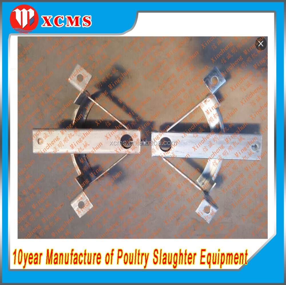 All type of POULTRY SLAUGHTER MACHINE/plucker spare part/depilation spare part slaughtering tool