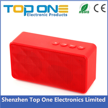 New mini speaker water cube design wireless blue tooth bass cube speaker box, portable fm radio mini speaker with blue tooth
