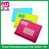 Best seller machine made self adhesive packaging bubble plastic wrap with well protection
