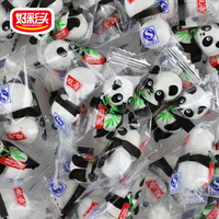 Ball Shape Panda Chocolate Candy,White Chocolate,Halal Chocolate