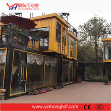 Prefabricated Modular Residential Container House Made in China Live House