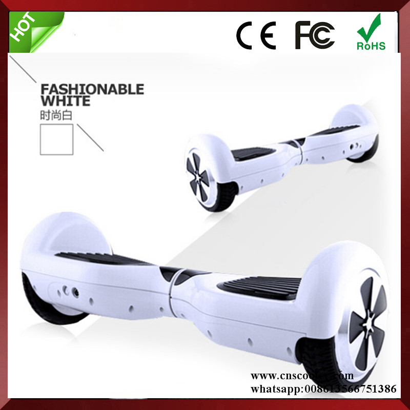 8 Inch Large Two Wheel Stand Up Electric Gyro Scooter