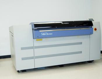 2004 SCREEN PT-R8100 Offset Printer