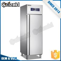 China Oem Manufacturer Freezer Upright Single Door Refrigerator Price