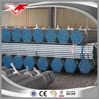 WORLD Hot sale Hot dipping galvanized Steel Pipe in building Construction